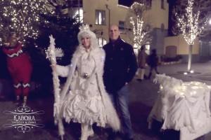 sneeuwkoningin kerstrepertoire